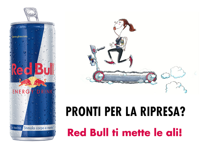 Red Bull e Radio Deejay - Concorso online