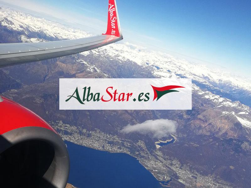 Albastar - Compagnia aerea
