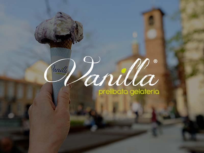 Gelateria Vanilla - Negozio fisico e online