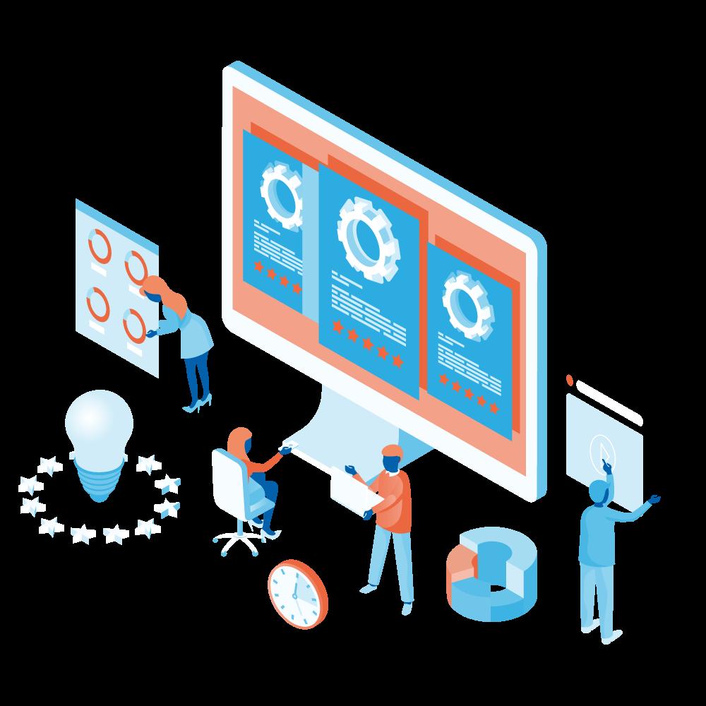 Unique inbound agency digital transformation