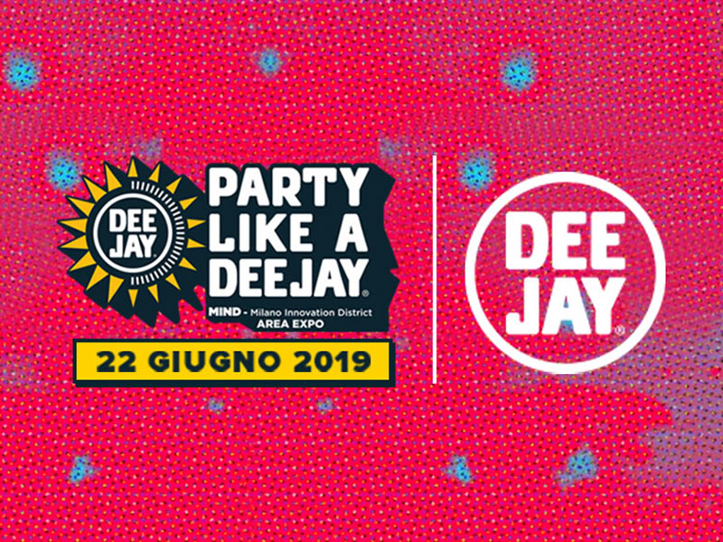 Party like a Deejay - Evento