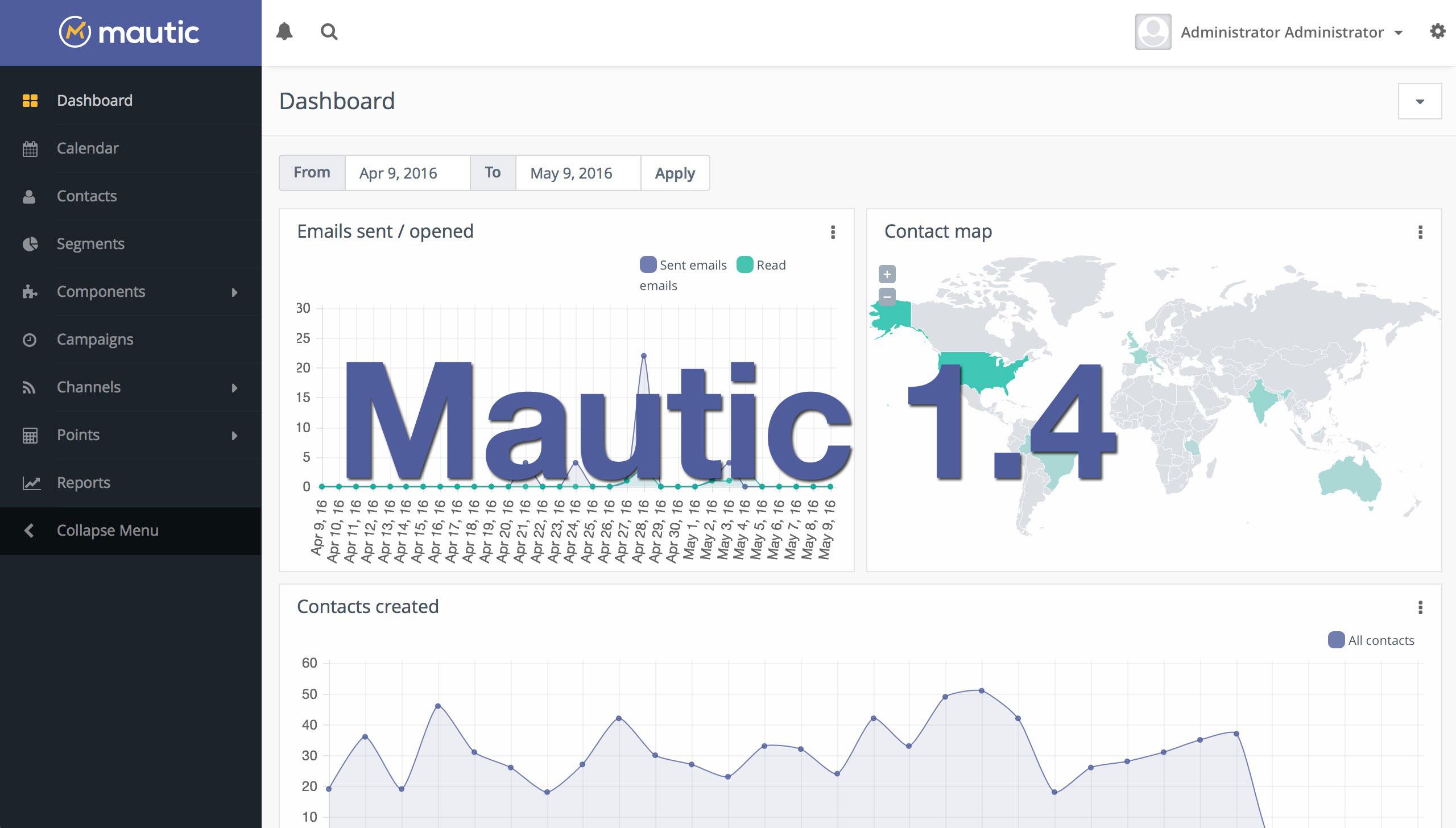 Mautic piattaforma di marketing automation