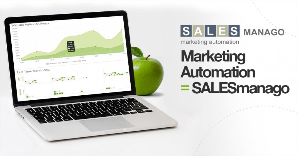 SalesManago piattaforme di marketing automation