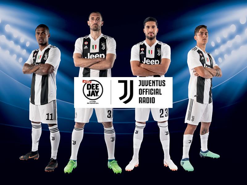 Juventus e Radio Deejay - Concorso online