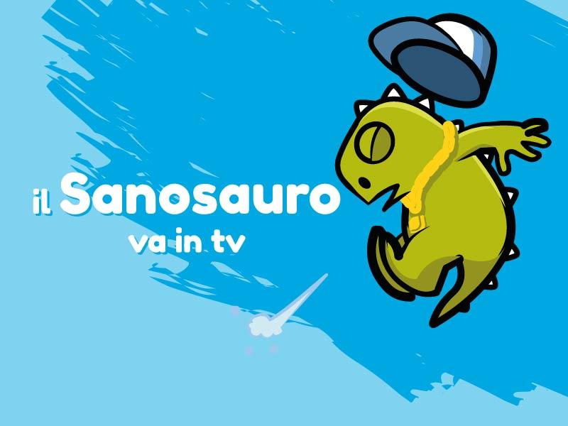 Sanosauro - Spot televisivo per il brand Laborest