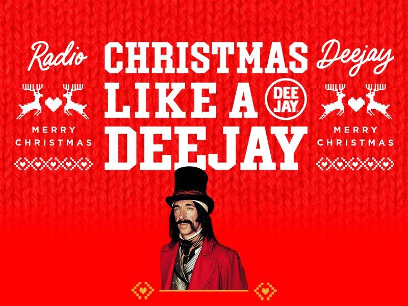 Christmas like a Deejay - Realizzazione concorso online natalizio