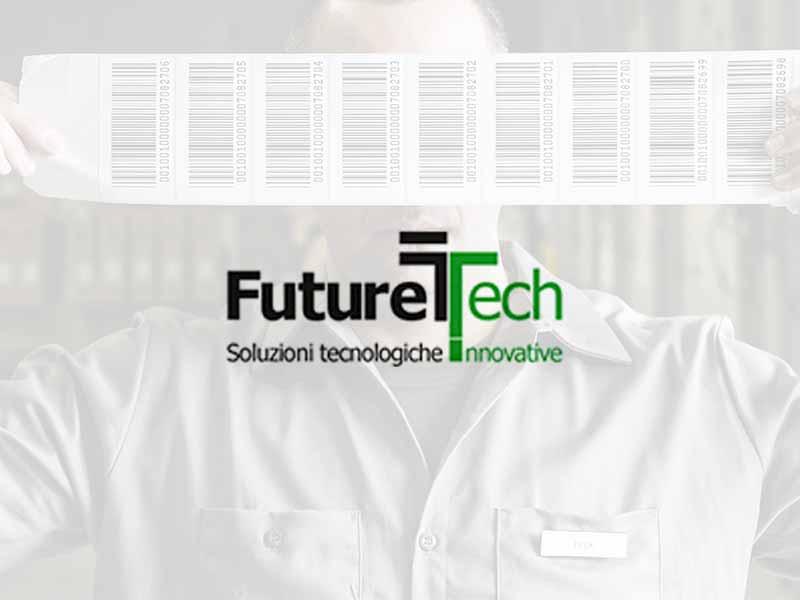 Futur tech - Stampanti di Etichette adesive personalizzate
