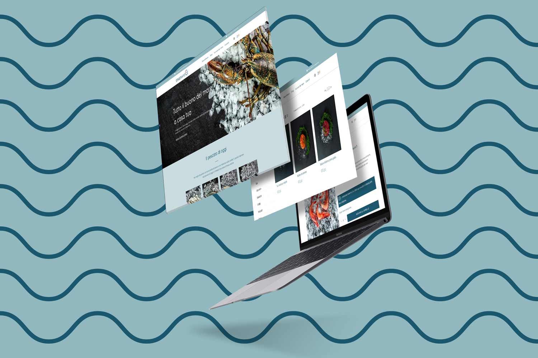 Un E-commerce per la vendita di pesce fresco online, con delivery: StaseraPesce