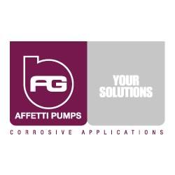 Affetti Pumps pompe idrauliche per liquidi corrosivi